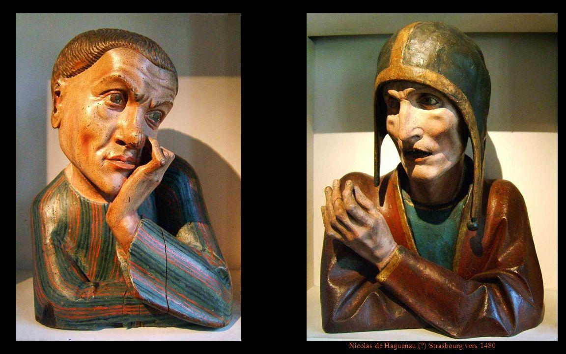 Nicolas de Haguenau ( ) Strasbourg vers 1480