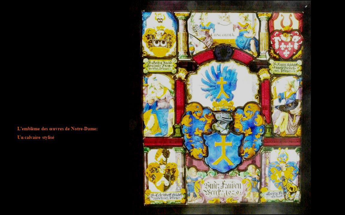 L'emblème des œuvres de Notre-Dame: