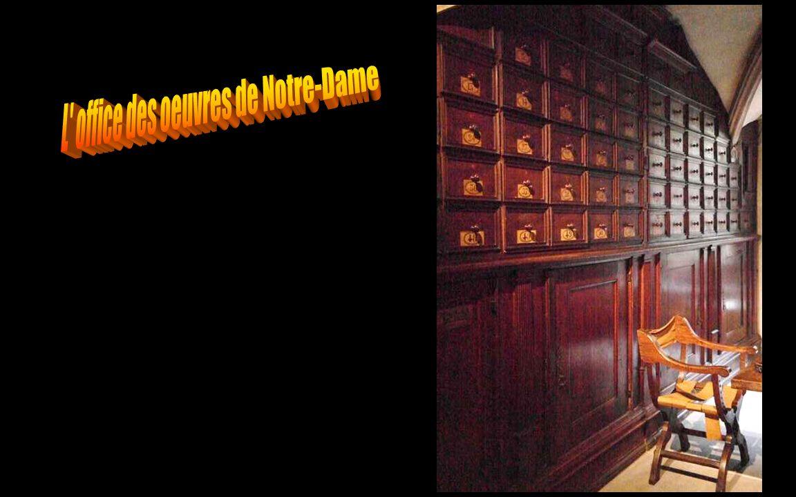 L office des oeuvres de Notre-Dame