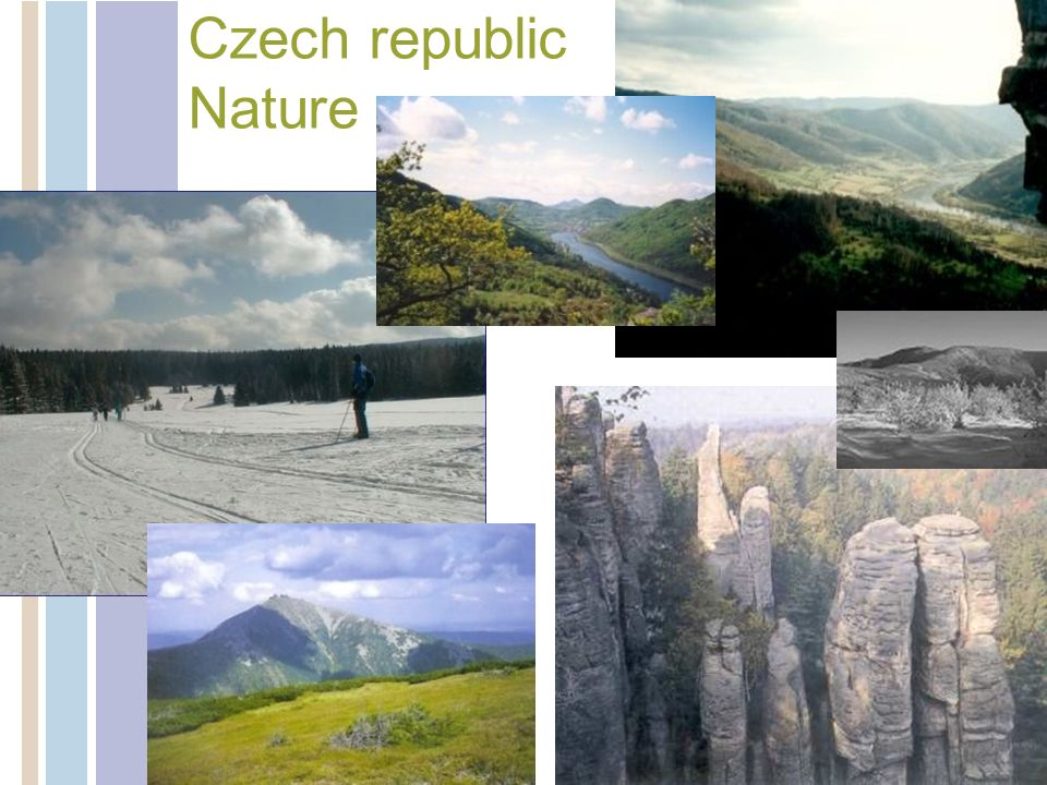 Czech republic Nature