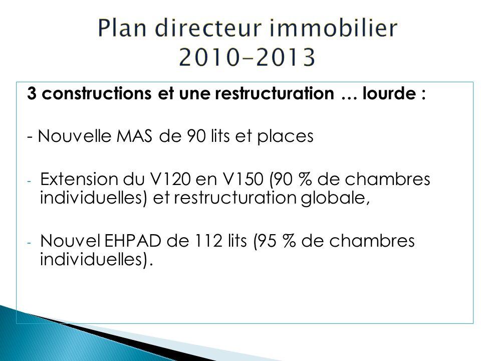 Plan directeur immobilier 2010-2013