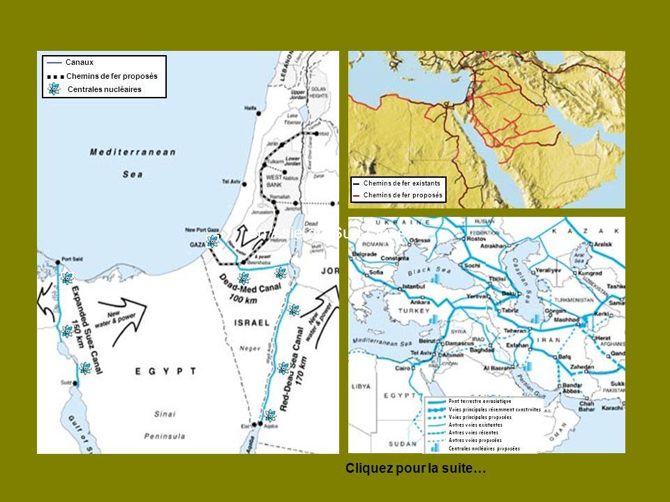 en Asie du Sud-Ouest Cliquez pour la suite… ▬▬ Canaux