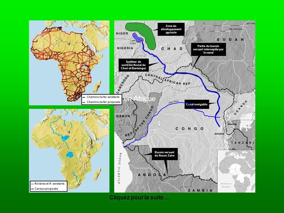 en Afrique Cliquez pour la suite… Zone de développement agricole