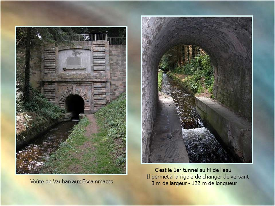 C'est le 1er tunnel au fil de l'eau