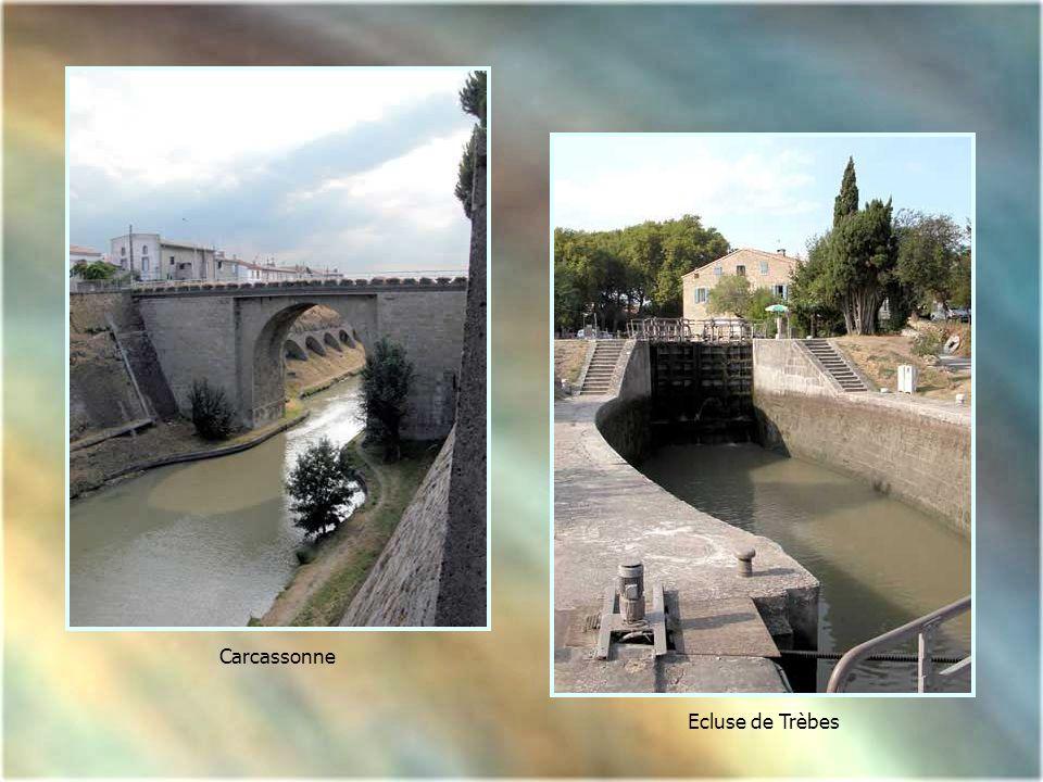 Carcassonne Ecluse de Trèbes