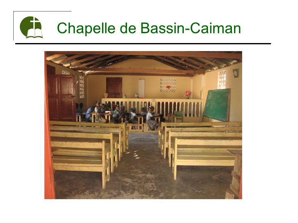 Chapelle de Bassin-Caiman