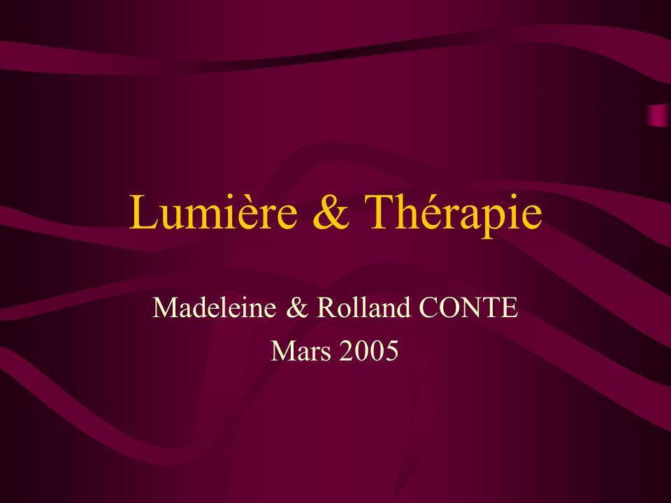 Madeleine & Rolland CONTE Mars 2005