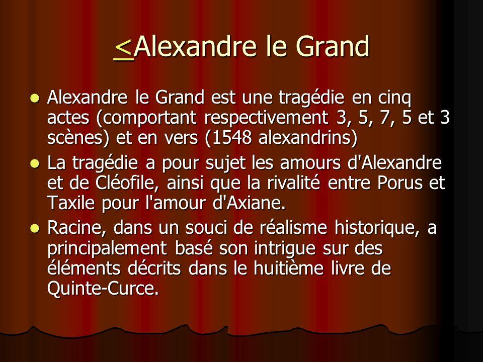 <Alexandre le Grand