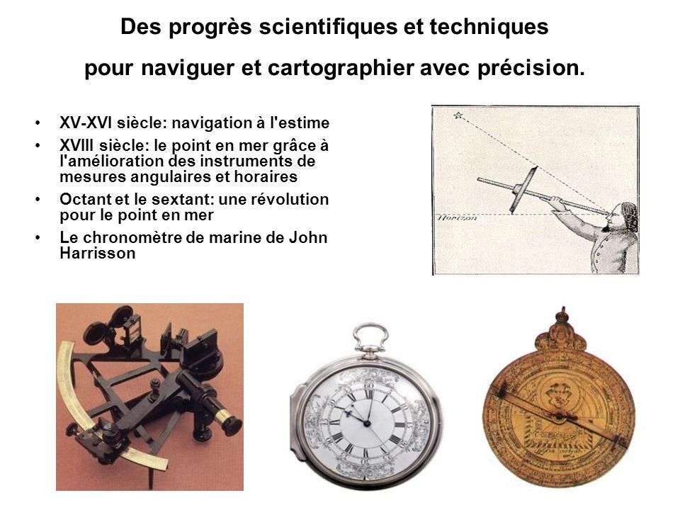 Des progrès scientifiques et techniques