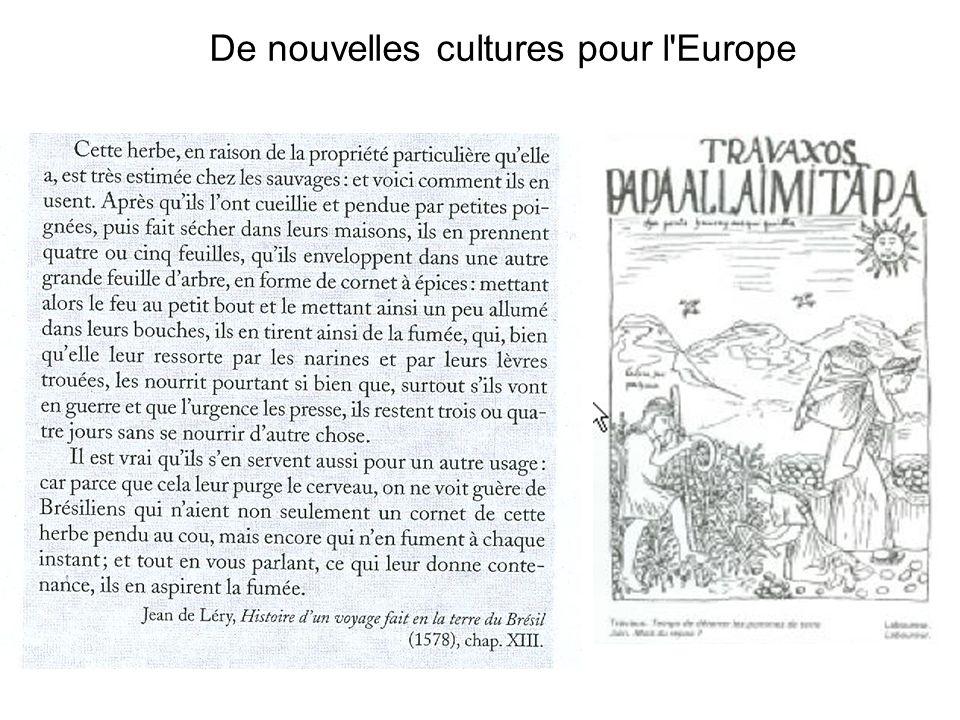 De nouvelles cultures pour l Europe