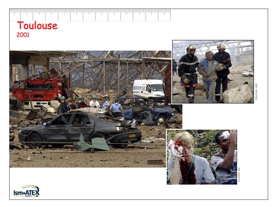 Toulouse 2001 30morts 2900 blessés