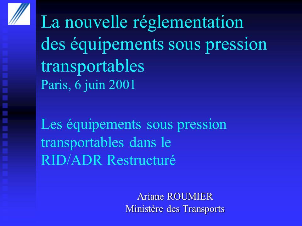 Ariane ROUMIER Ministère des Transports