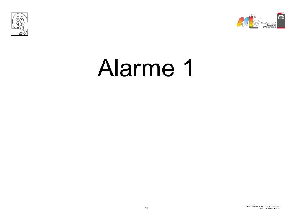 Alarme 1