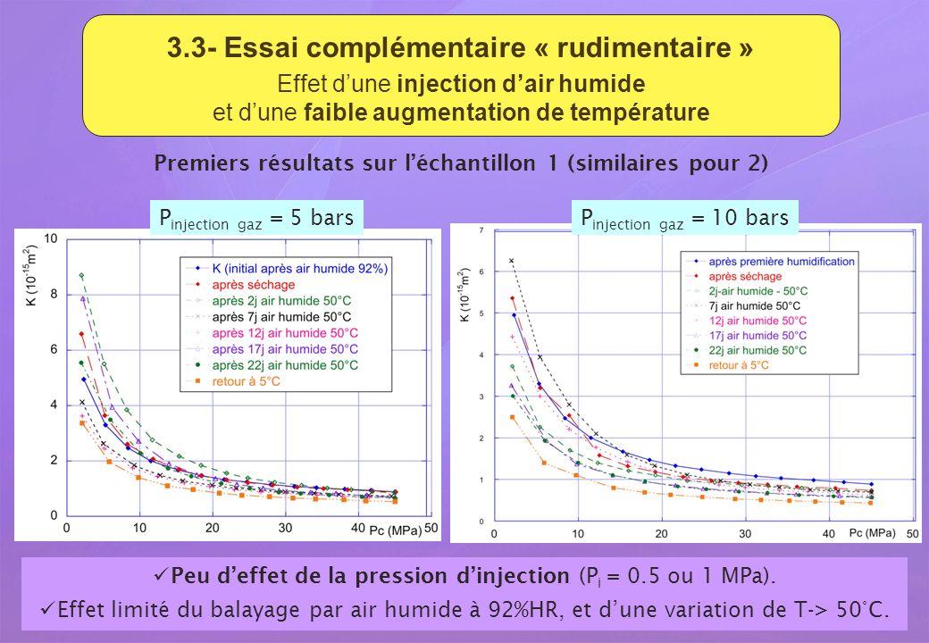 3.3- Essai complémentaire « rudimentaire »