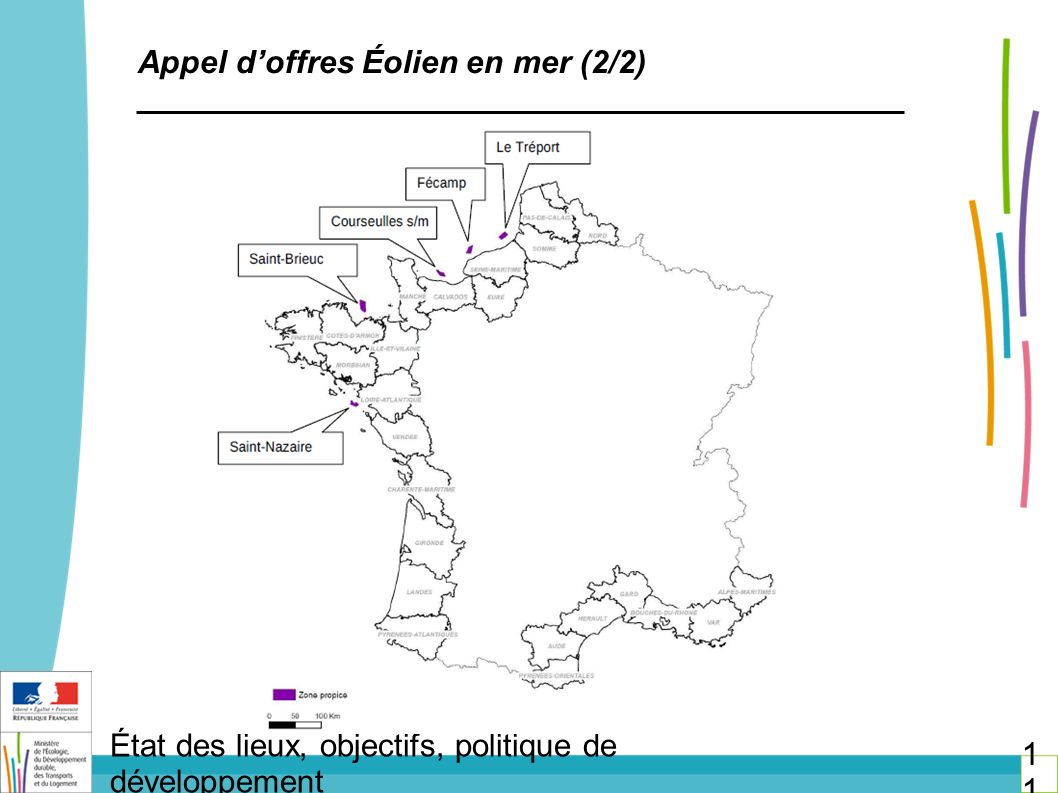 Appel d'offres Éolien en mer (2/2)
