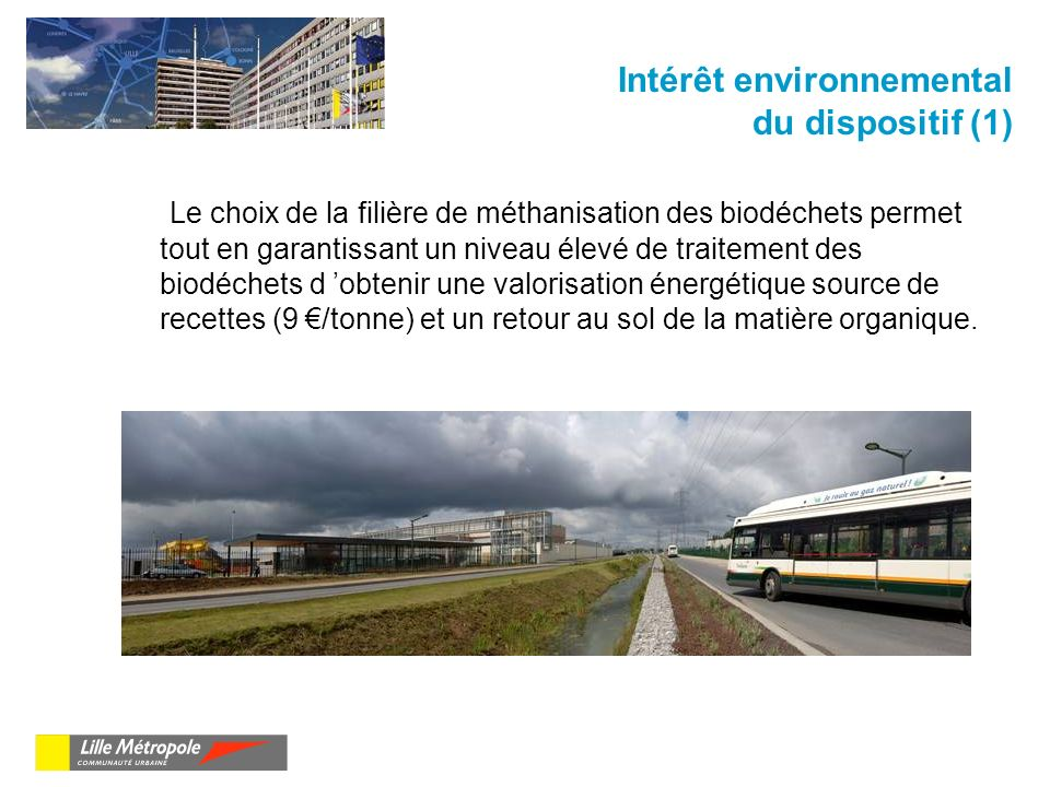 Intérêt environnemental