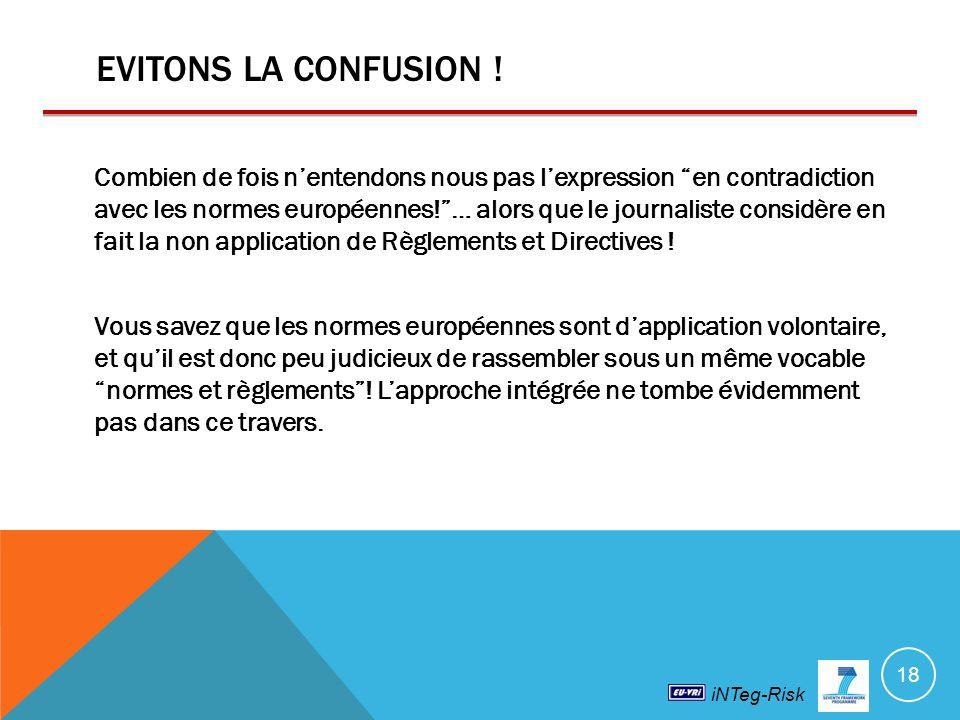 3/30/2017 EVITONS LA CONFUSION !