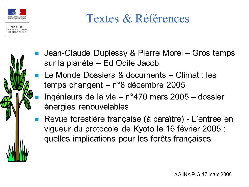 Textes & Références Jean-Claude Duplessy & Pierre Morel – Gros temps sur la planète – Ed Odile Jacob.