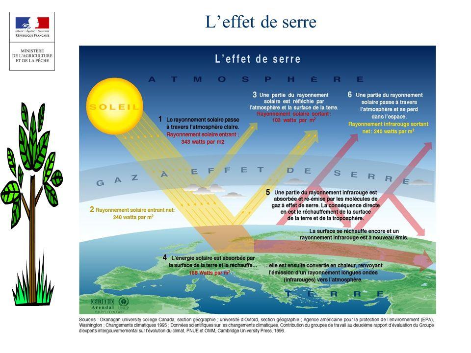 L'effet de serre AG INA P-G 17 mars 2006