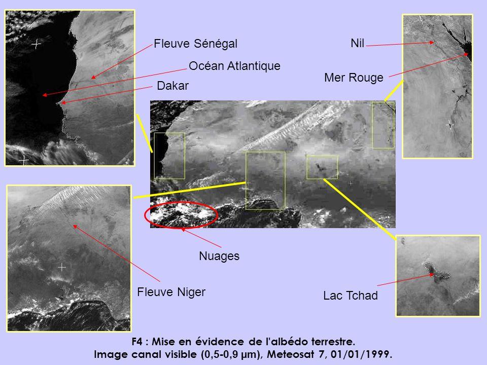 Fleuve Sénégal Nil Océan Atlantique Mer Rouge Dakar Nuages
