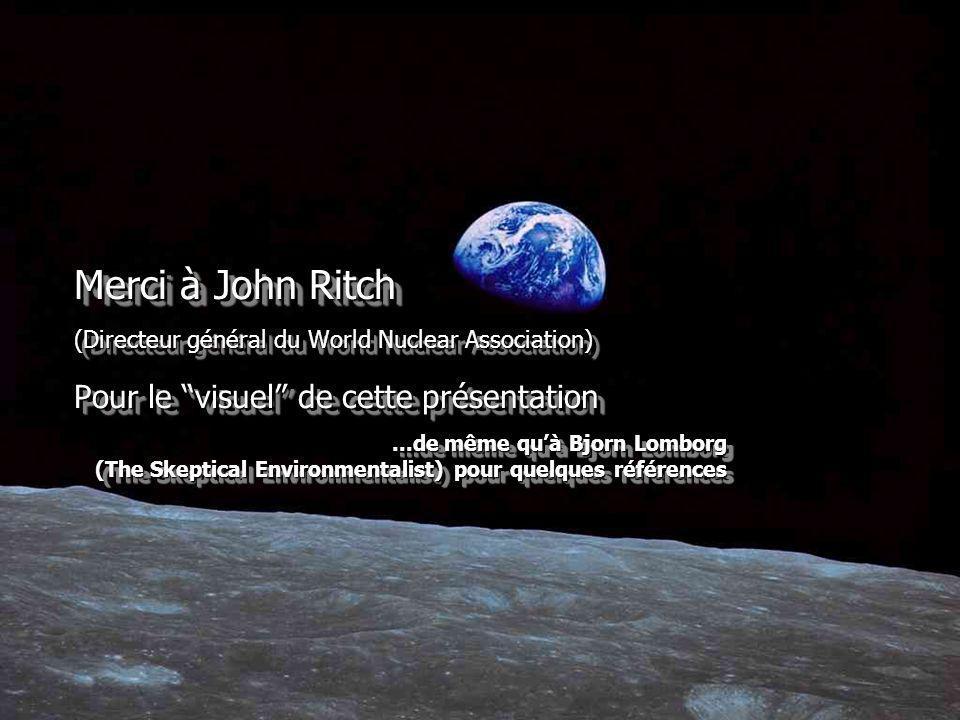 Merci à John Ritch Pour le visuel de cette présentation