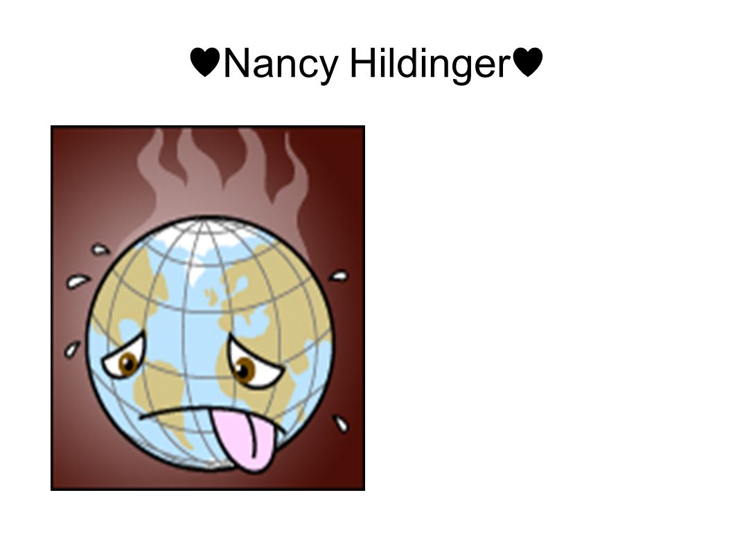 ♥Nancy Hildinger♥