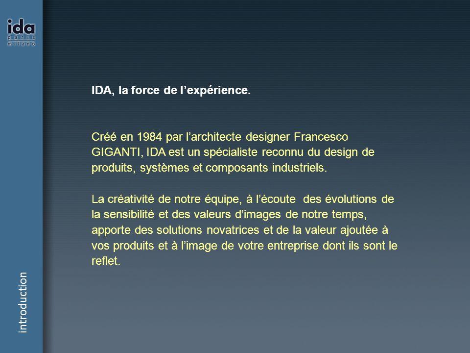 IDA, la force de l'expérience.
