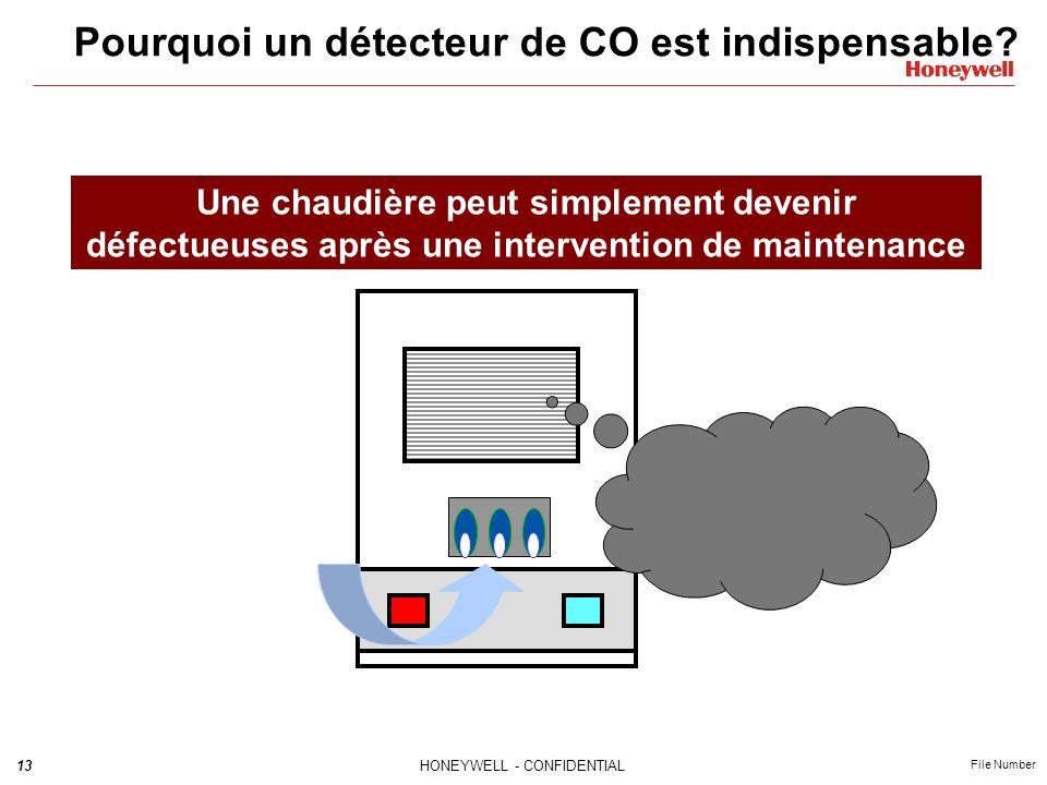 Pourquoi un détecteur de CO est indispensable