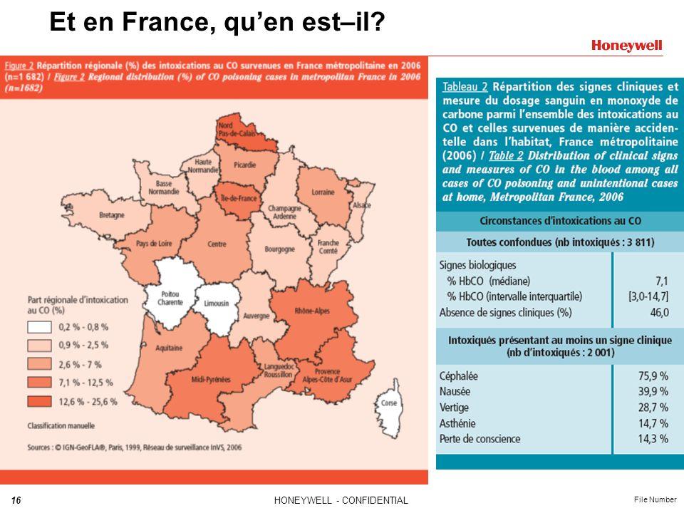Et en France, qu'en est–il