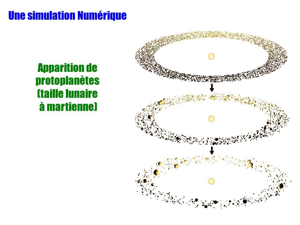 Une simulation Numérique