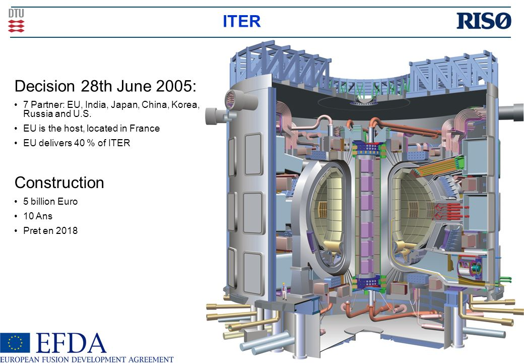 ITER Decision 28th June 2005: Construction