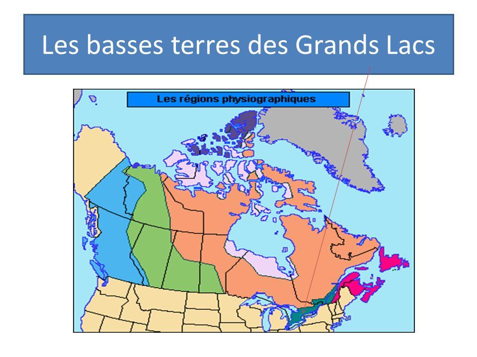 Les basses terres des Grands Lacs