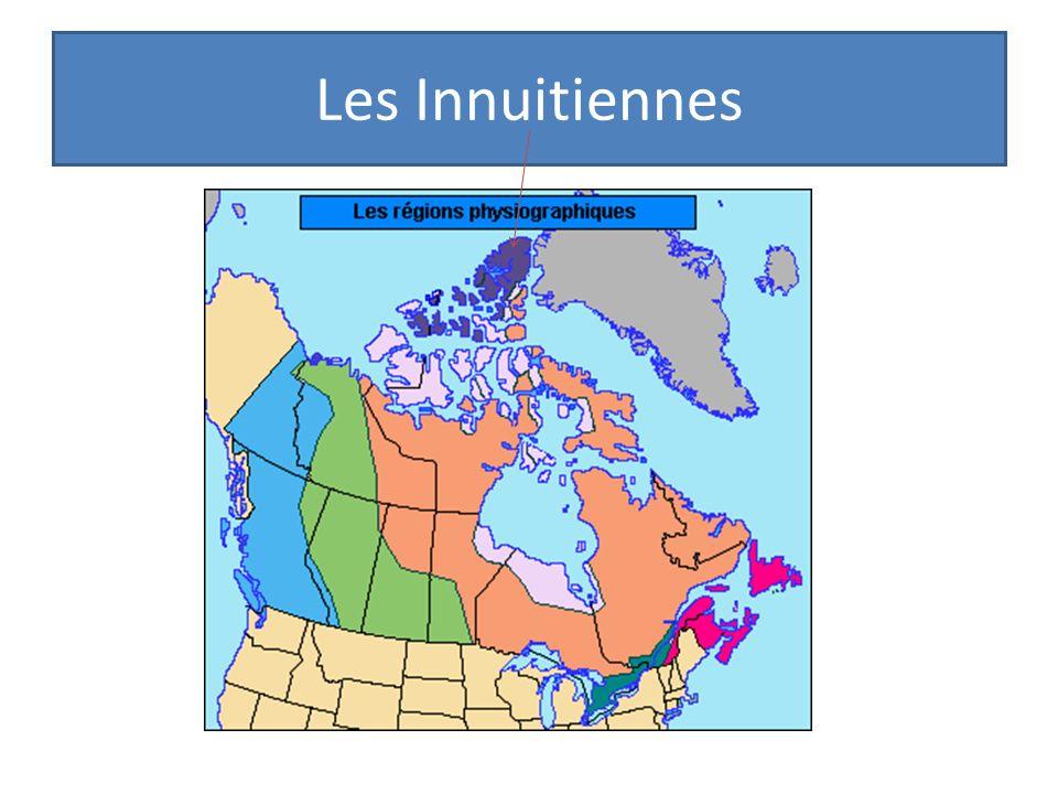 Les Innuitiennes