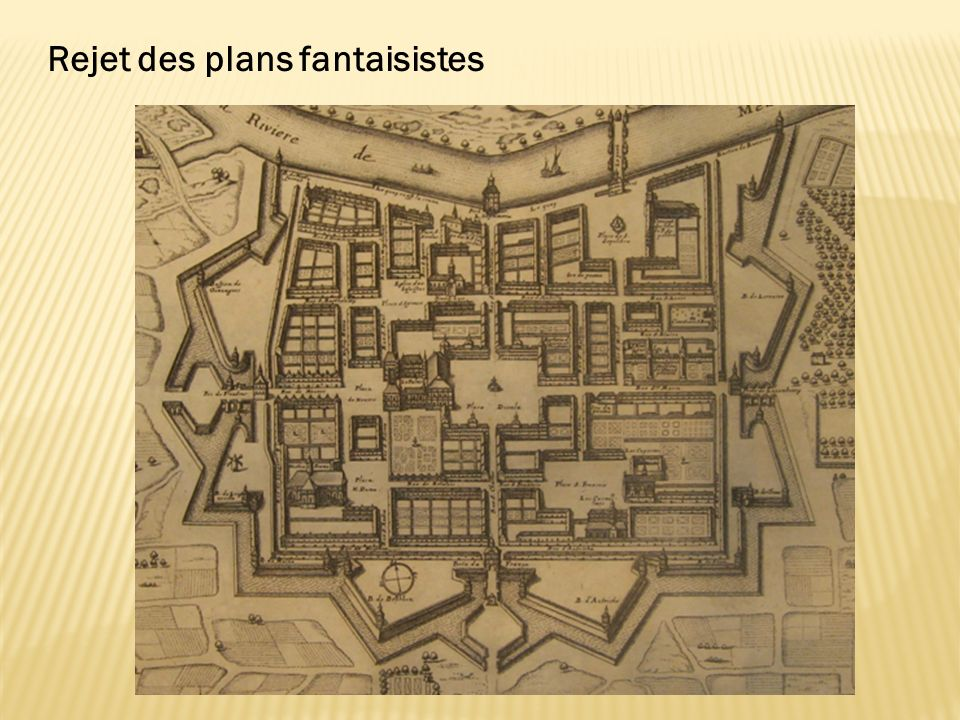 Rejet des plans fantaisistes