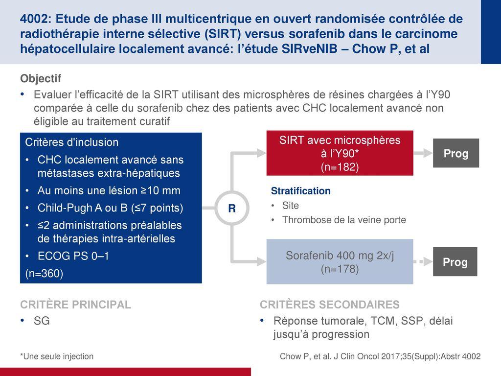 Diaporama cancers digestifs 2017 abstracts s lectionn s du ppt t l charger - Thrombose de la veine porte ...