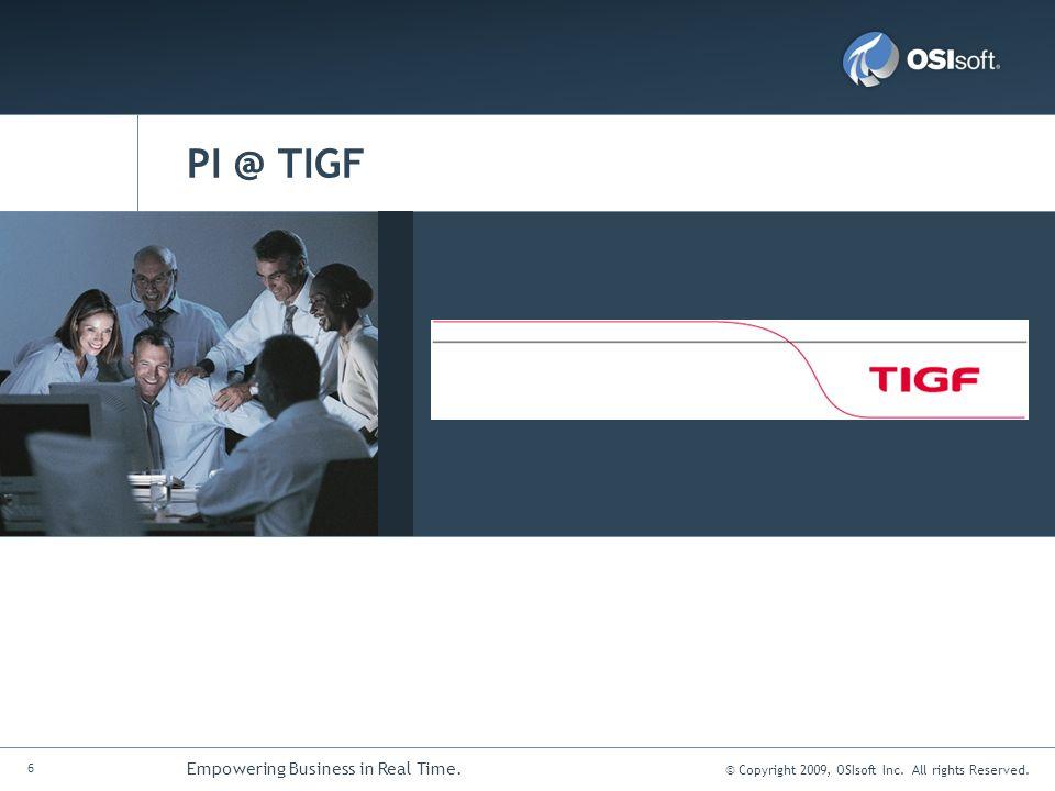 PI @ TIGF