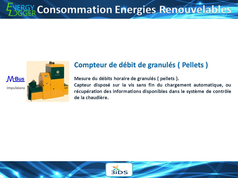 Consommation Energies Renouvelables