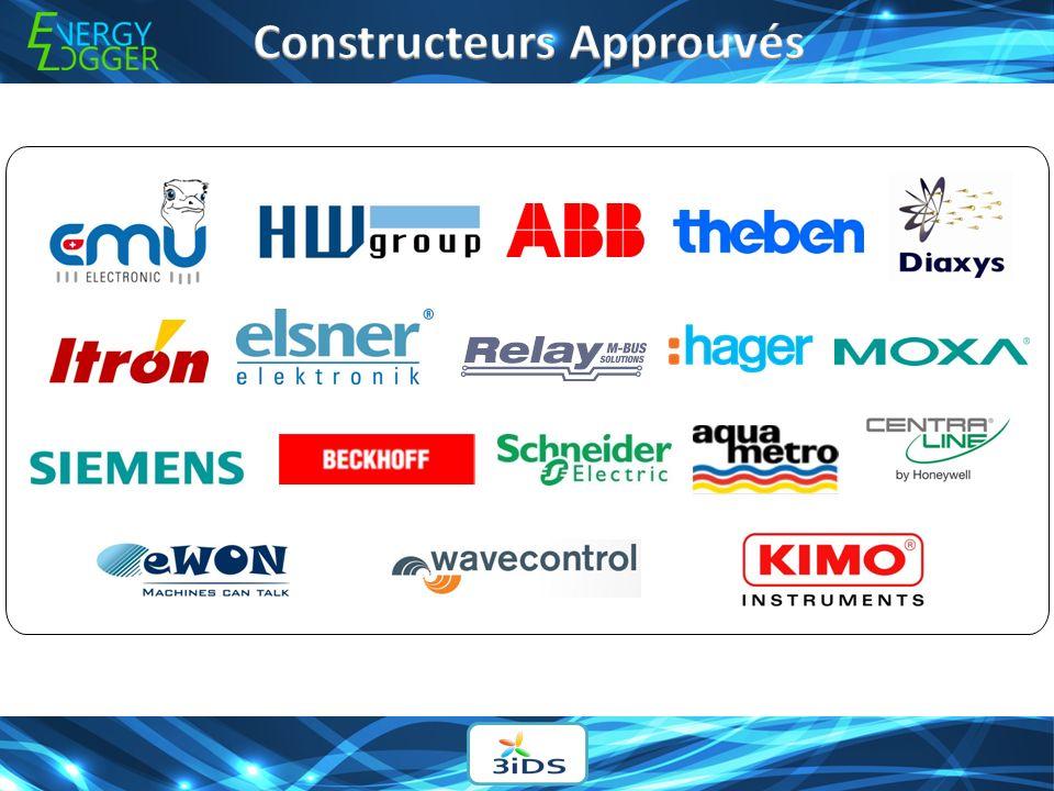 Constructeurs Approuvés