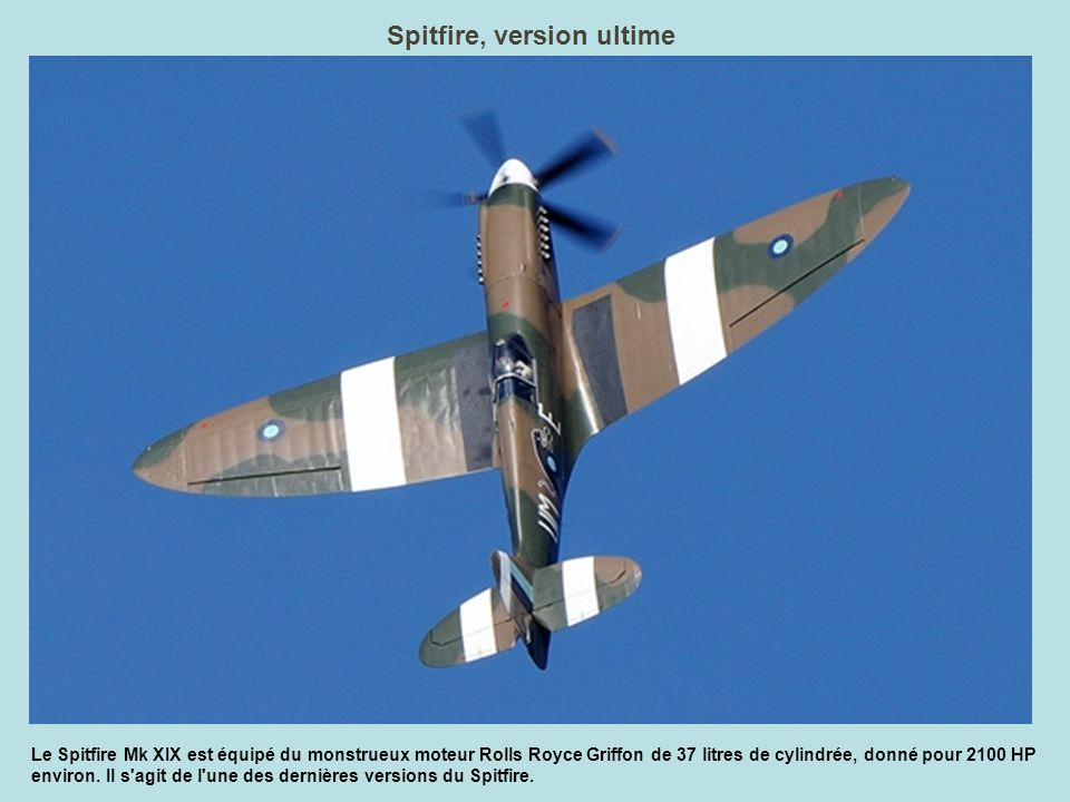 Spitfire, version ultime