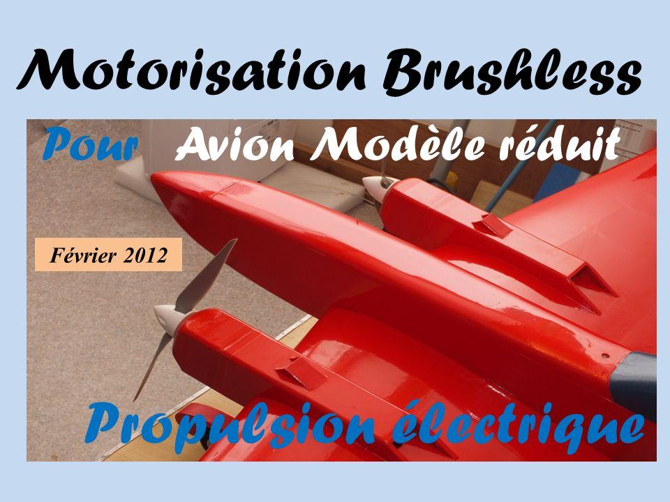 Motorisation Brushless