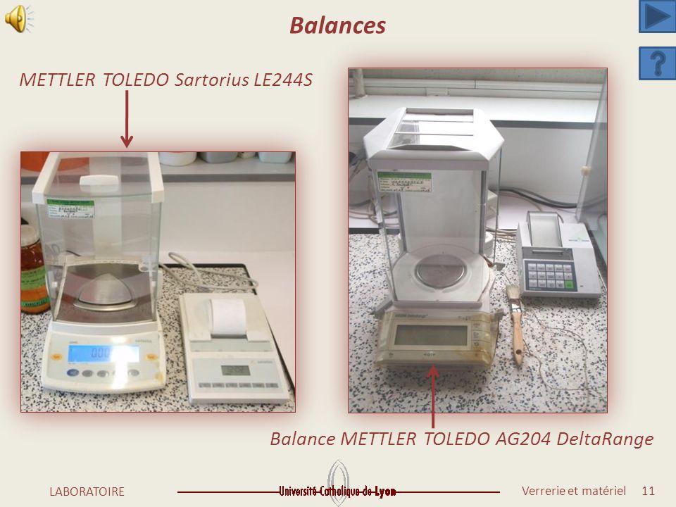 Balances METTLER TOLEDO Sartorius LE244S