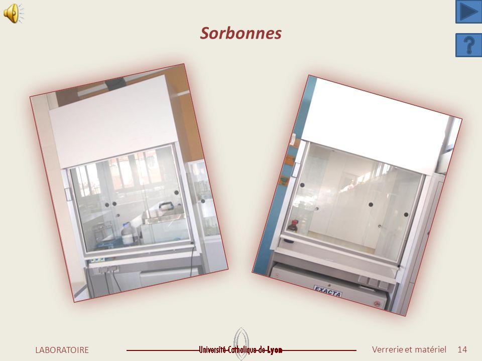 Sorbonnes