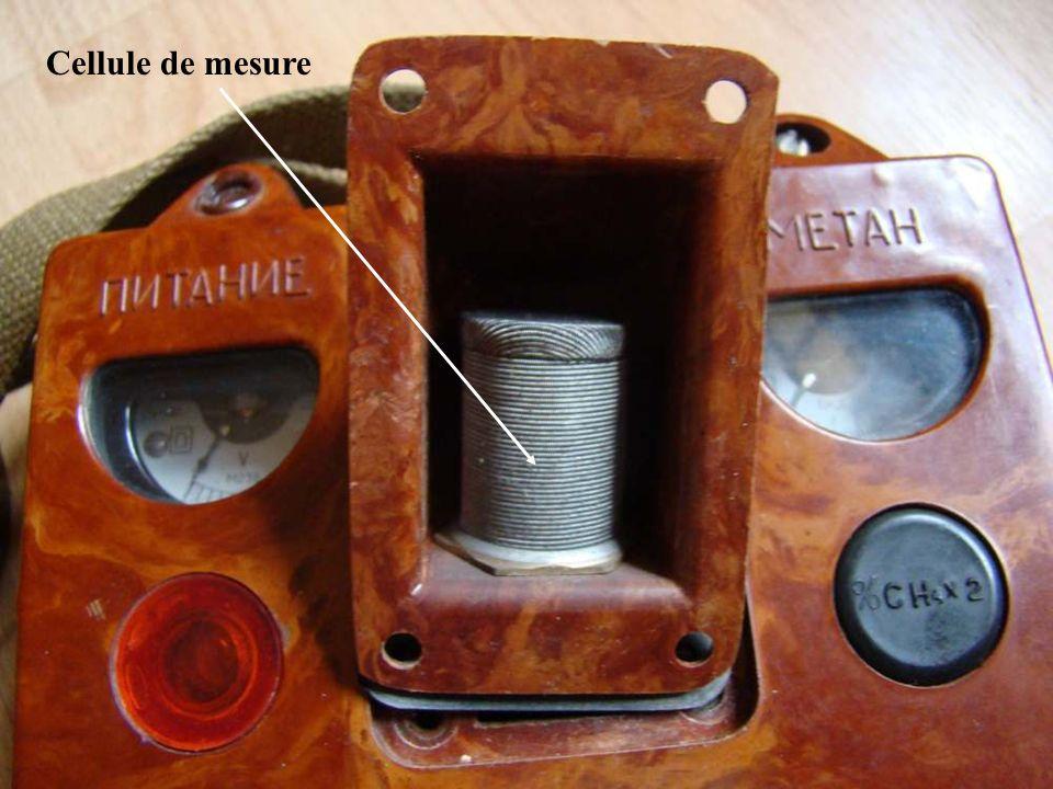 Cellule de mesure