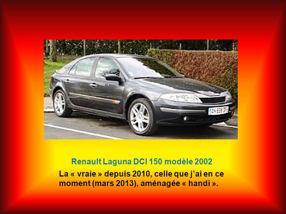 Renault Laguna DCI 150 modèle 2002