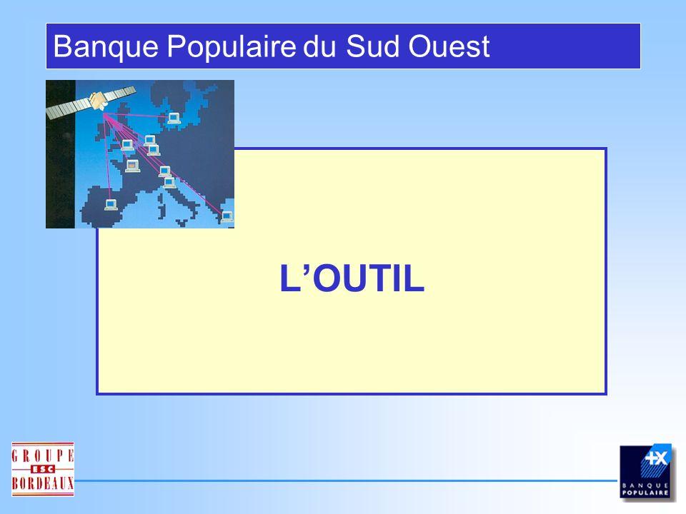 30/03/2017 Banque Populaire du Sud Ouest L'OUTIL