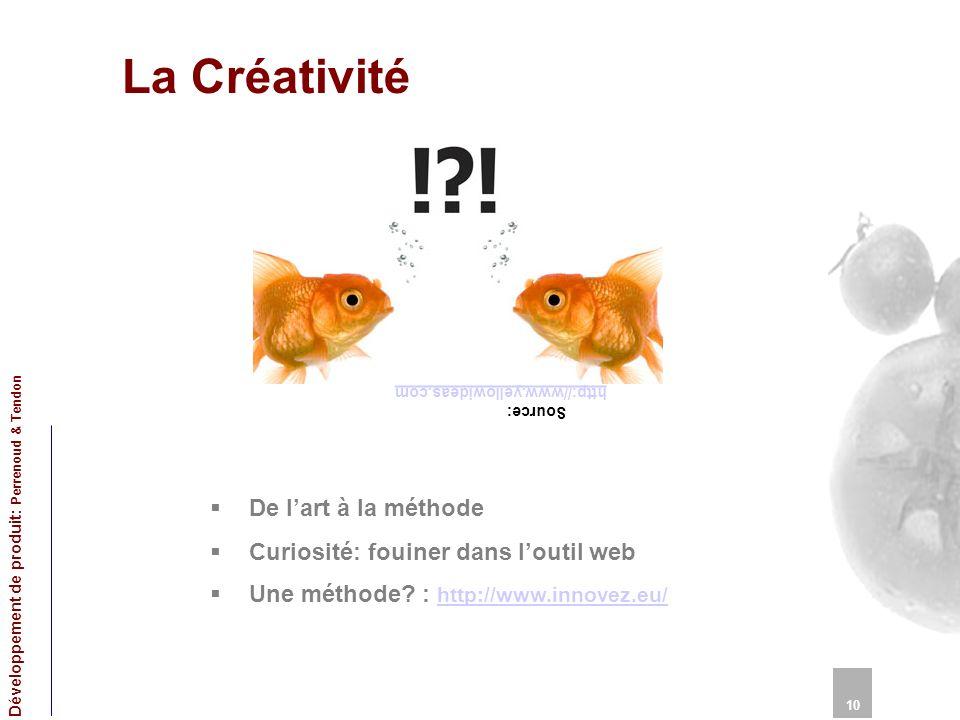 La Créativité De l'art à la méthode