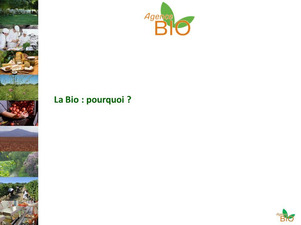 La Bio : pourquoi 22