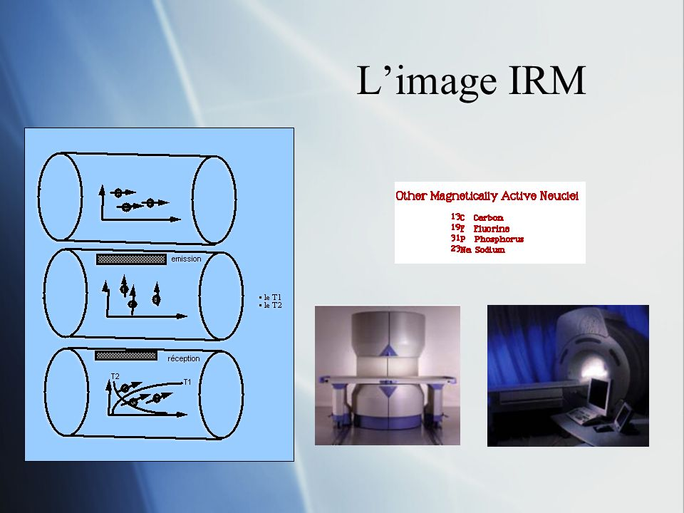 L'image IRM