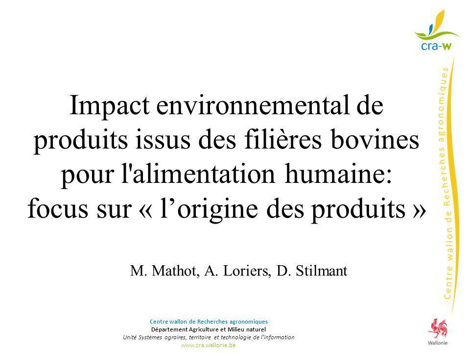 M. Mathot, A. Loriers, D. Stilmant