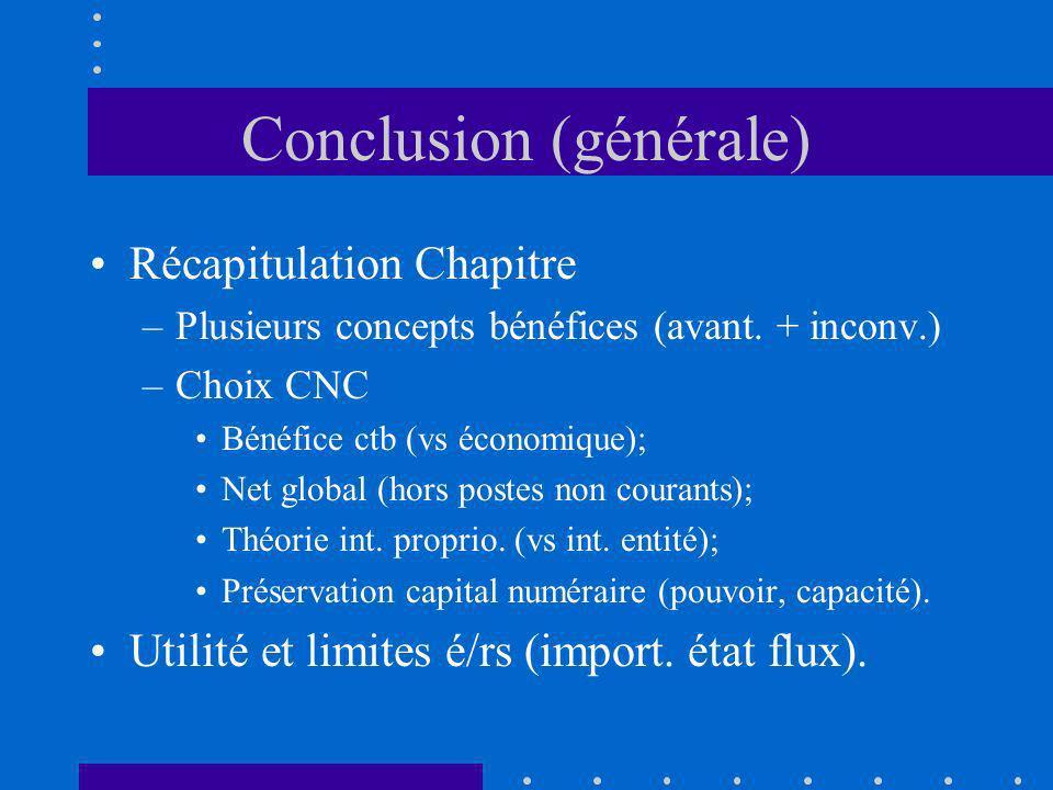 Conclusion (générale)